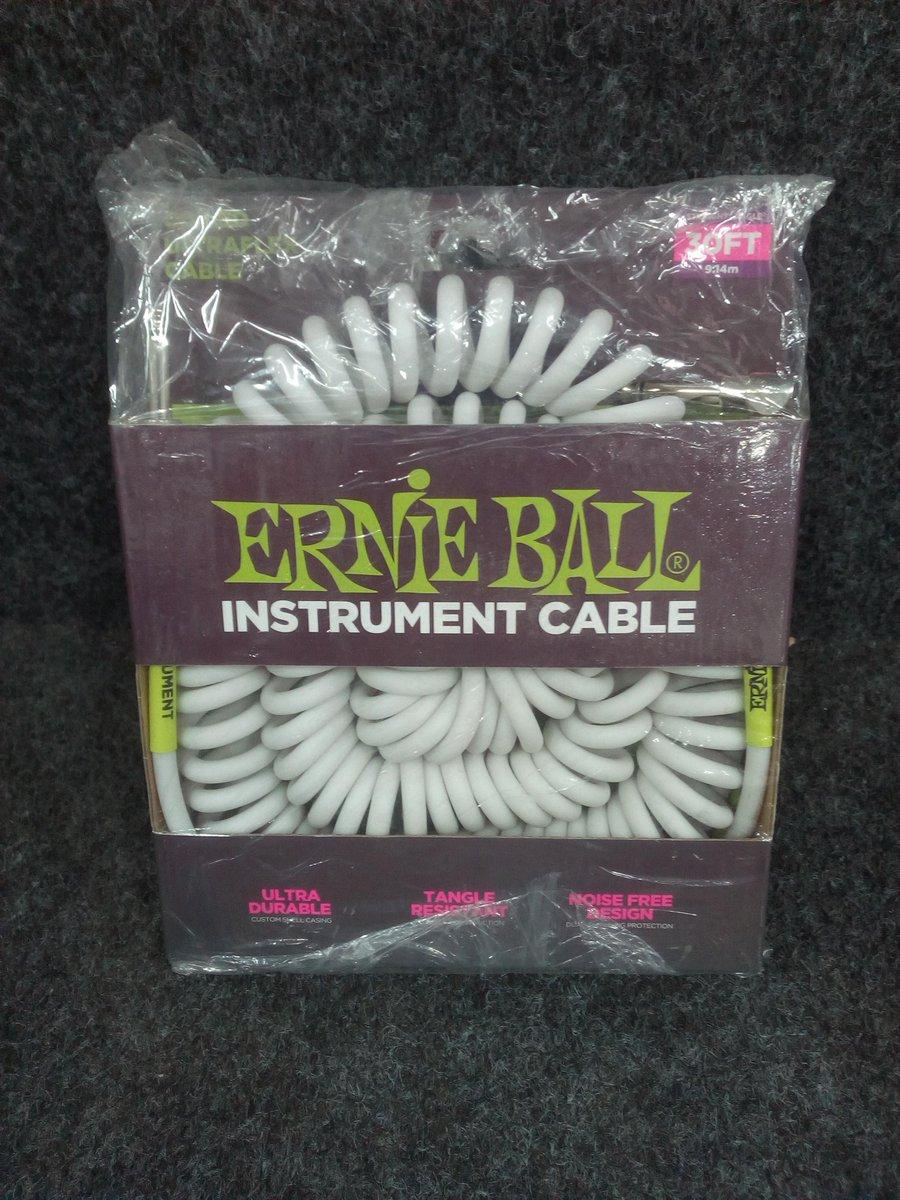 Guys, weekend ini pergi kemana? Yuk, pesan Ernie Ball Instrument Cable!! Lengkapi gitar kesayangan dengan aksesoris bermutu tinggi ini. Hubungi WA 081383782620 #gitar #aksesoris #jualbelialatmusik #jualbeliaksesorismusik #instrumentals #instrumentmusicpic.twitter.com/Ah6NFQRh5y