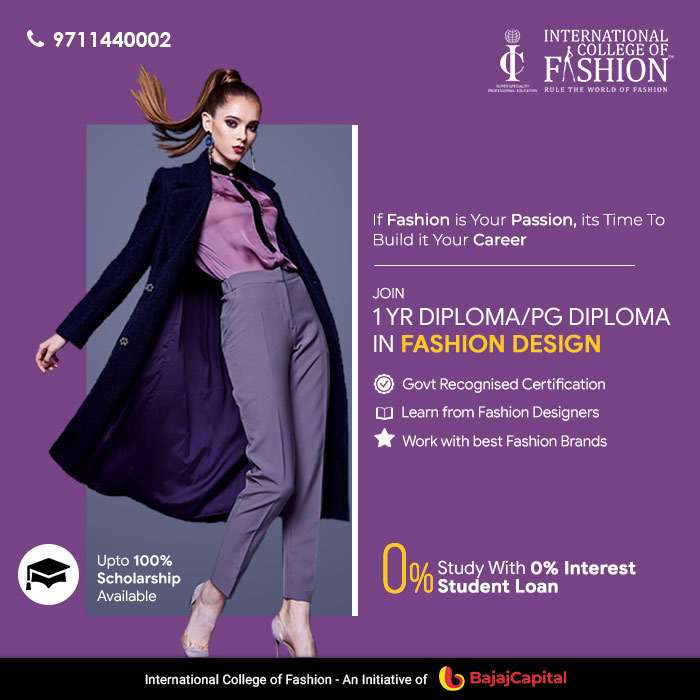 International College Of Fashion On Twitter Get Taught By The Best Faculty Mentored By Celebrity Fashion Designers And Rock The World Of Fashion And All This In Just 12 Months Join A