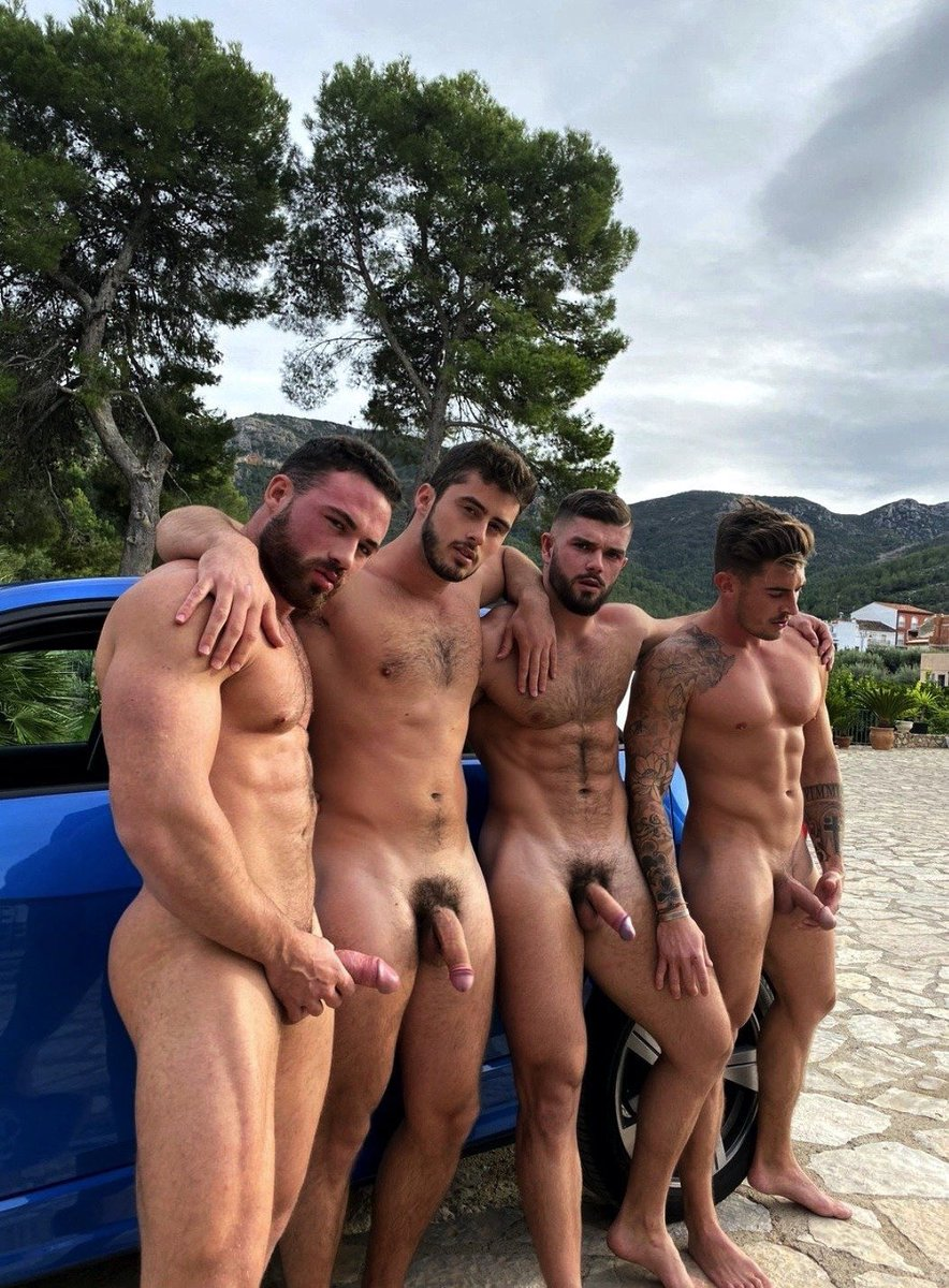 Mateo Lanzi Nude