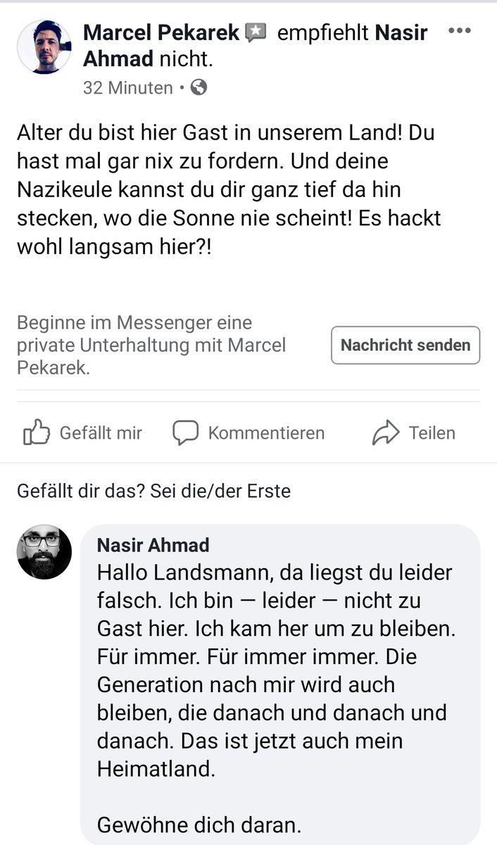 Nasir Ahmad On Twitter Habe Ich Dem Marcel Nicht 1 Schöne