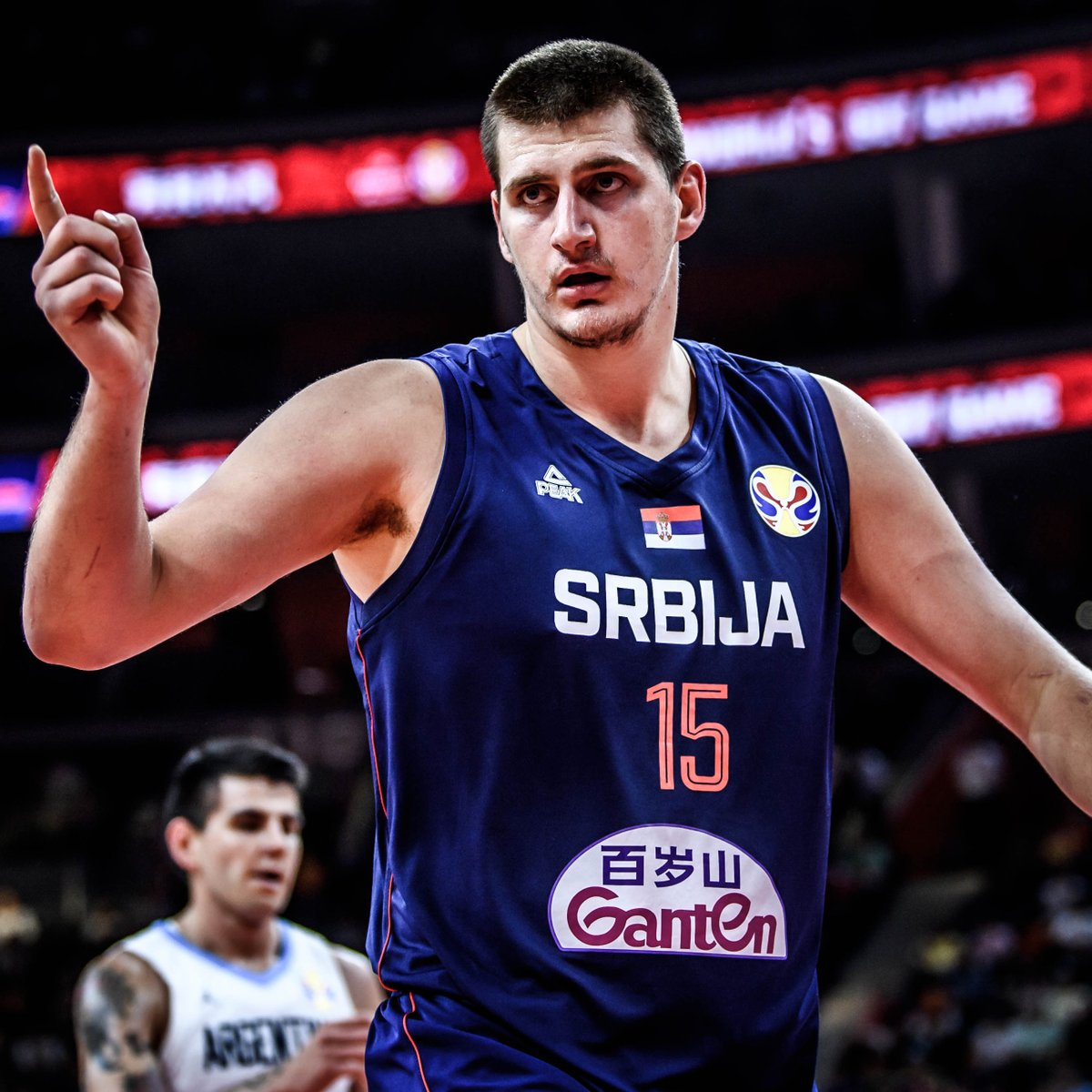 """We're going to learn from this. We're going to come back better.  We're one of the best teams in the world and we will show it again very soon.""  Nikola Jokić 