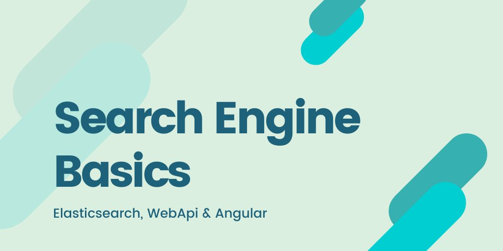 How to build a basic search engine? Check out our newest article, featuring tools like Elasticsearch, WebApi and Angular. #PeopleOfTec #elasticsearch #SearchEngine #DevelopingIdeas https://www.tec-agency.com/search-engine-basics-with-elasticsearch-webapi-and-angular/…pic.twitter.com/pJ07eQKKoD