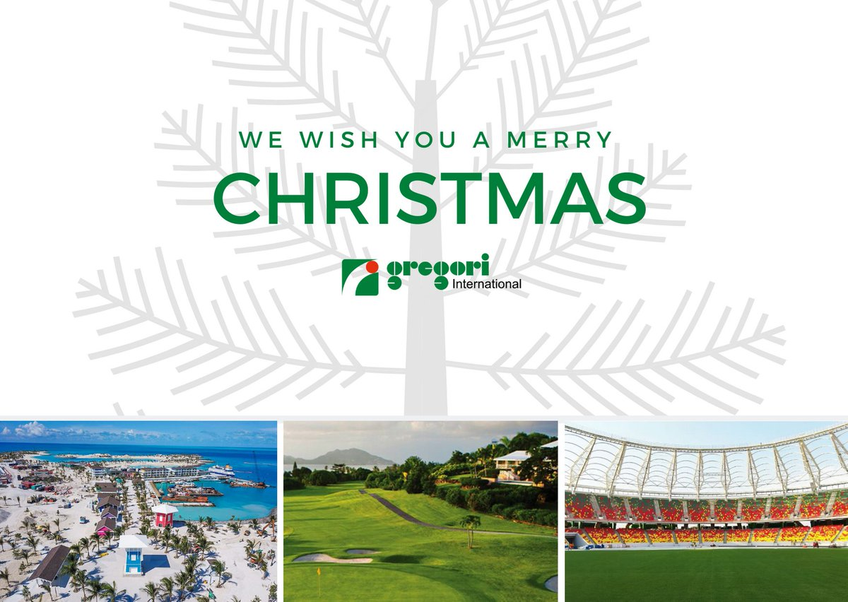 🎅🎄🎁 From our team to yours, we wish you a Merry Christmas and a happy festive season!   #GregoriInternational