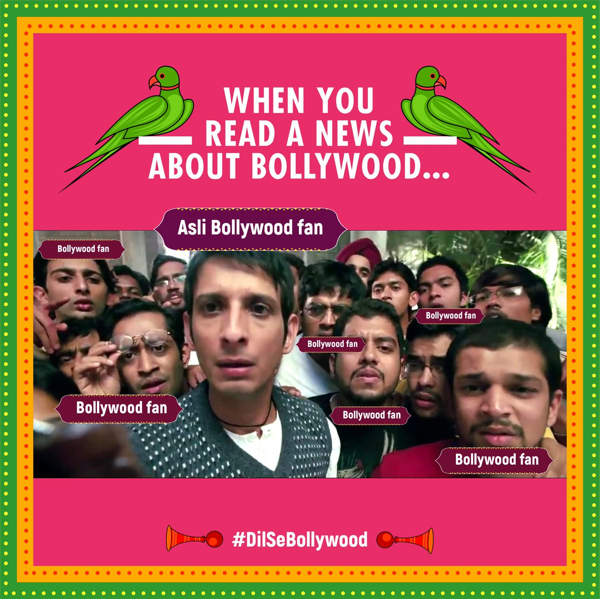 Relate much DilSeBollywood . ThomasCookIndia Bollywood IndianCinema StayTuned Exiting Teaser Surprise https t