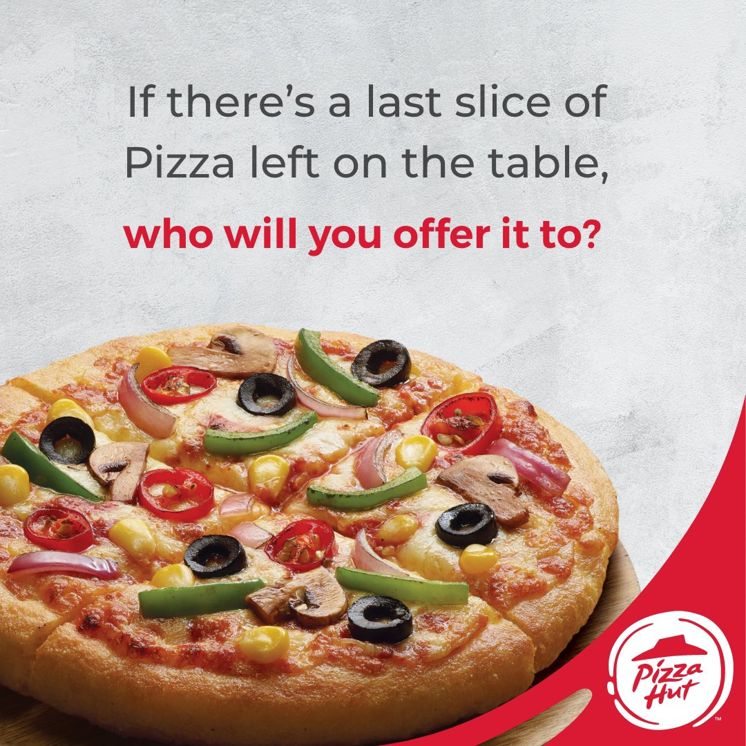 Tag that fortunate one PizzaHutJavenge TastiestPizzasAt99 https t.co yDIhFTYUWX