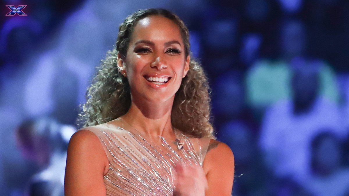 Shes been a fabulous Guest Judge on #XFactorTheBand 💖 and its been an absolute pleasure to have @leonalewis back with us on The #XFactor✨