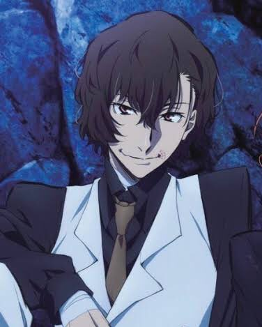E Ž¡ On Twitter Dazai With His Hair Tucked Behind His Ear Is So Chefs Kiss