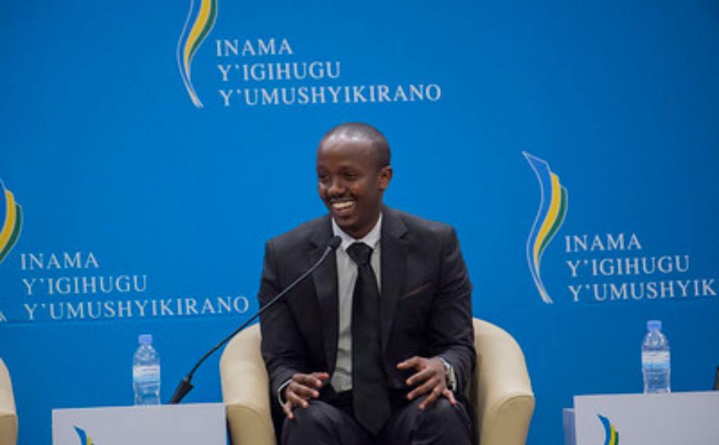 Eric Rutayisire – Founder and CEO of Charis UAS: I heard of vision 2020 when I was a kid and thought it was a dream. Today we are there.  Our company uses drones in agriculture precision, we are extending our services to the health, electricity, mining sectors. #umushyikirano2019<br>http://pic.twitter.com/S0HBZt5slG