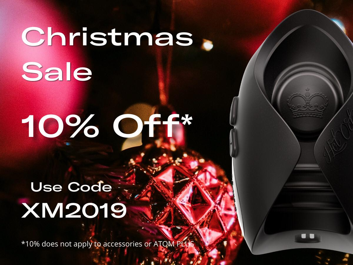 Looking for #sexygifts? Last day of our Christmas sale. 🎁 Get 10% off using the code XM2019 (exclusions apply). ow.ly/Qfyr50xCaD9 #christmasgifts #christmasgiftsideas