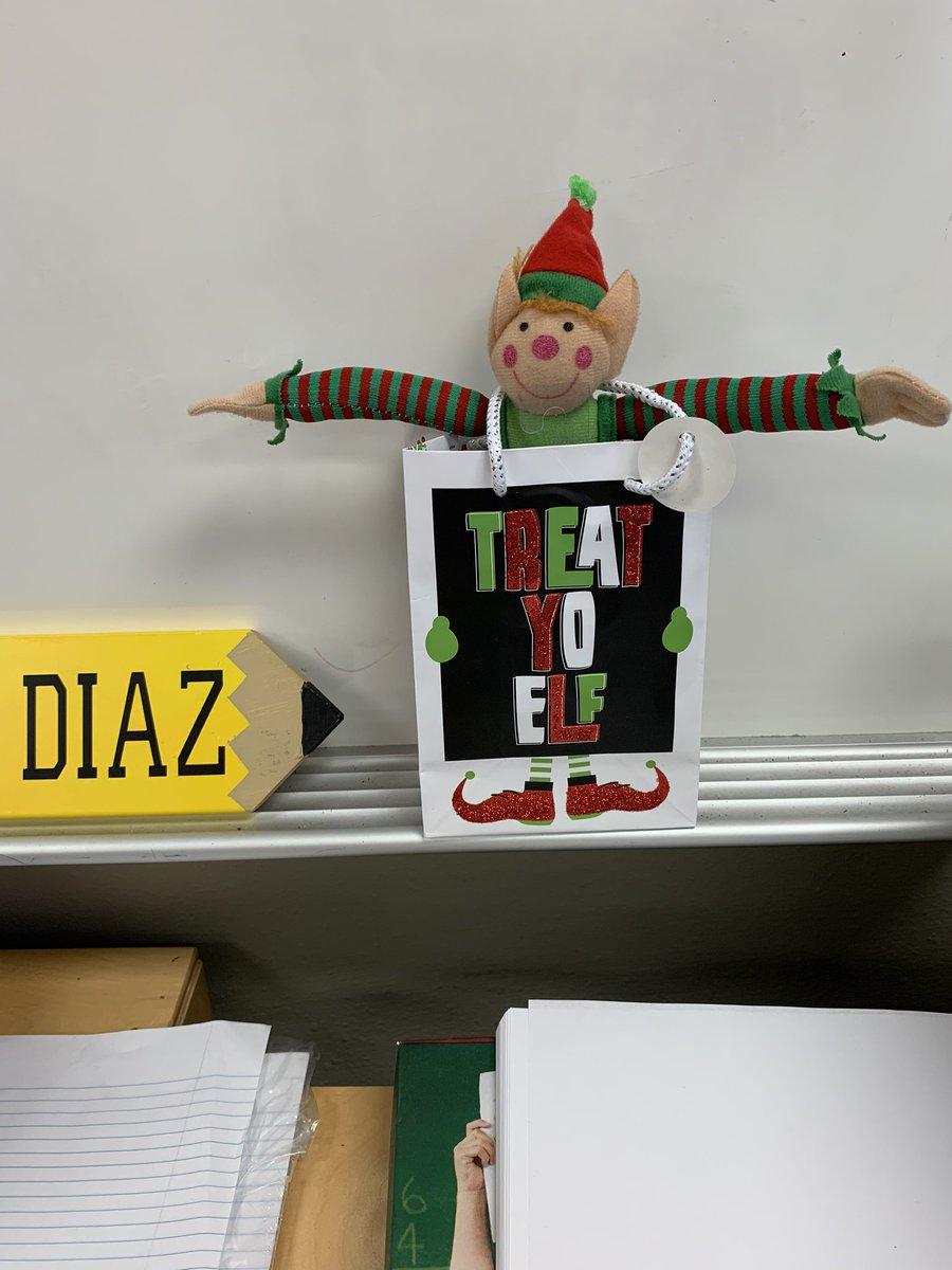 #gibcal Rodolfo the Elf!
