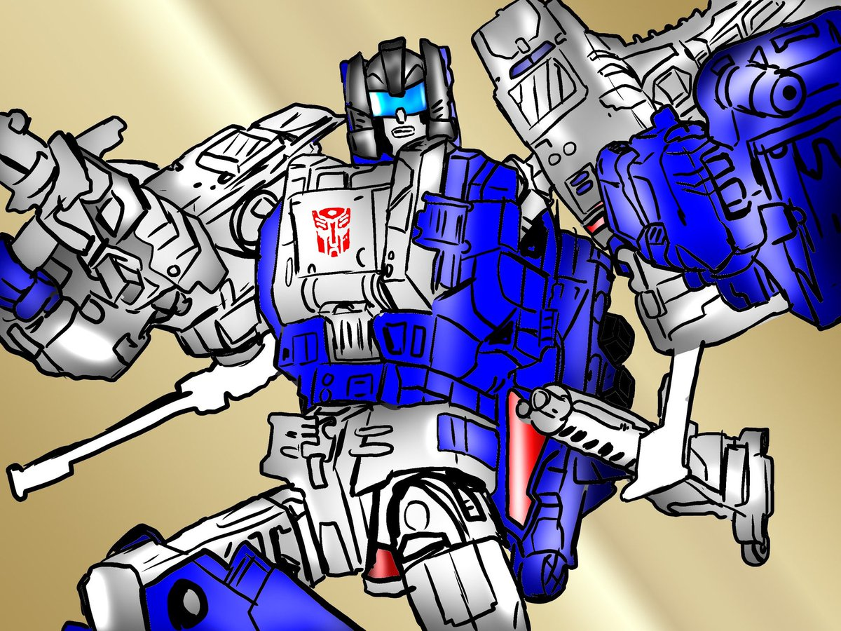 Highbrow #Transformers #G1 #headmaster