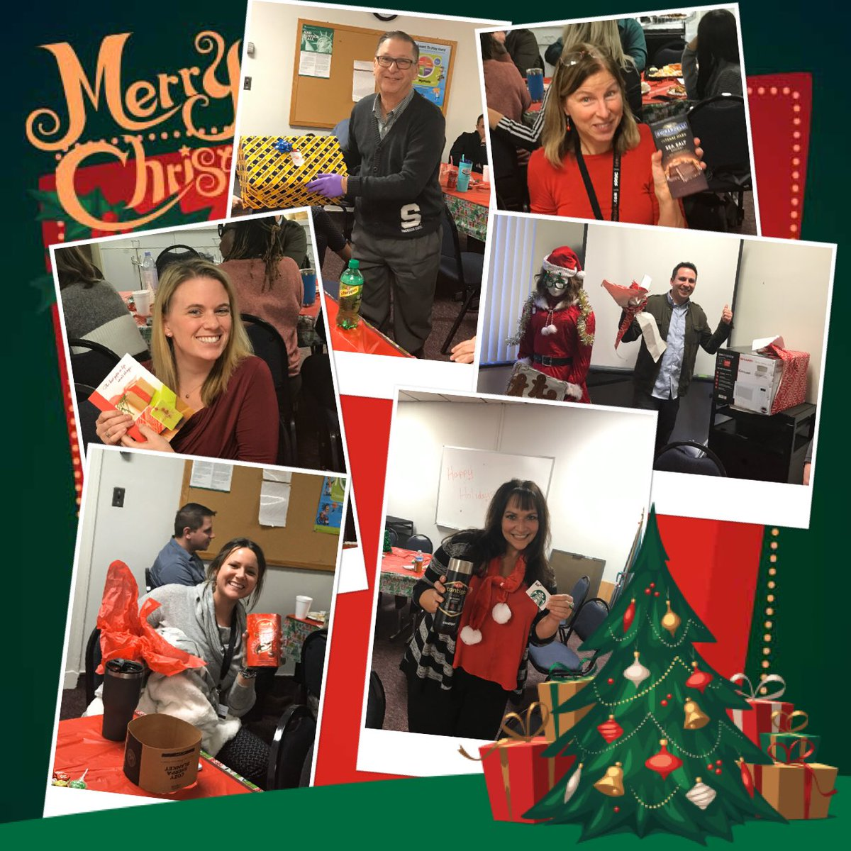 Holiday happenings at QPN. Fun was had by all. @MDOC_QPN @Dietrichb7 https://t.co/6lPf6ETbZ2