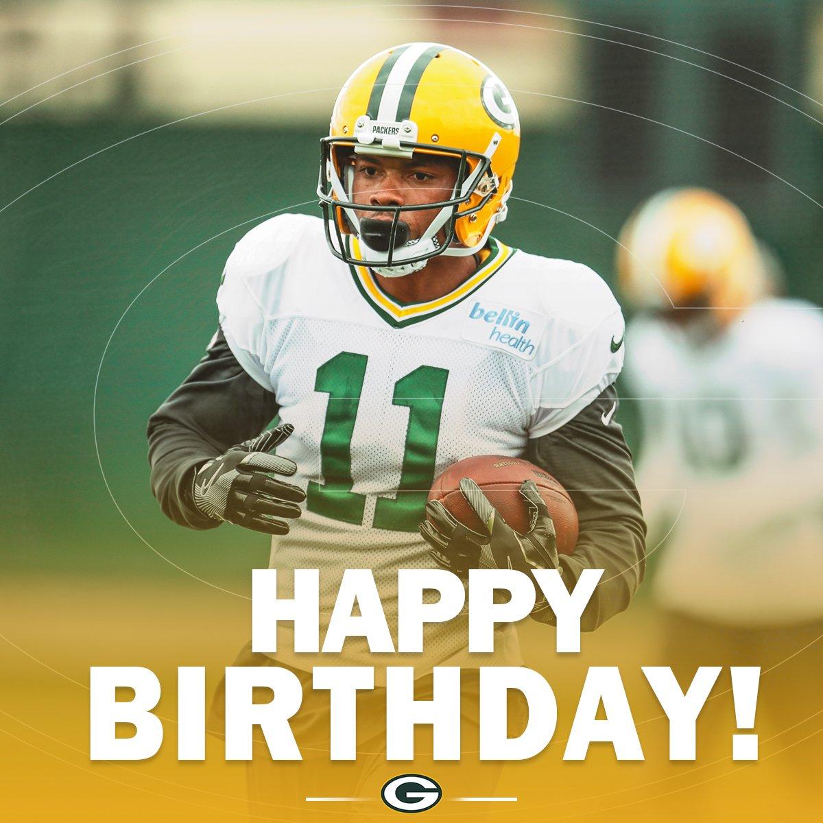 Packers WR Ryan Grant 🎉 #GoPackGo ...