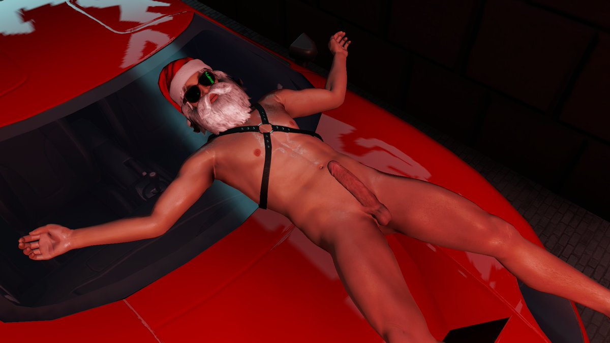 I have to sadly report the passing of a legend, a self proclaimed war hero, and a dear friend SidSantaHe was found by me not moving, nose all powdered up, covered in his own jizz on a sports carThe way he would have wanted😰Sexmas has died☠️🎅#3dxchat #rip