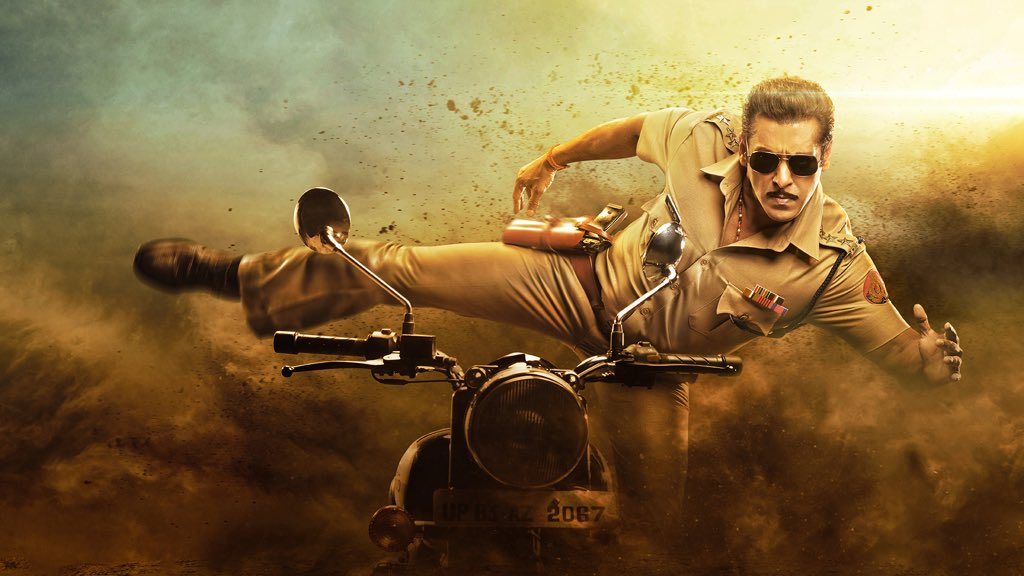 #OneWordReview... #Dabangg3: ENTERTAINING. Rating: ⭐️⭐️⭐️½ #ChulbulPandey is back with a bang... #Dabangg3 is an out-and-out #Salman show... #PrabhuDheva focusses on mass and masala... Interval block and climax fight terrific... #KichchaSudeepa excellent. #Dabangg3Review