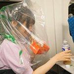 匂いが充満しないように新幹線内で豚まんを食べるには…?ビニル袋とか危険すぎでは?!