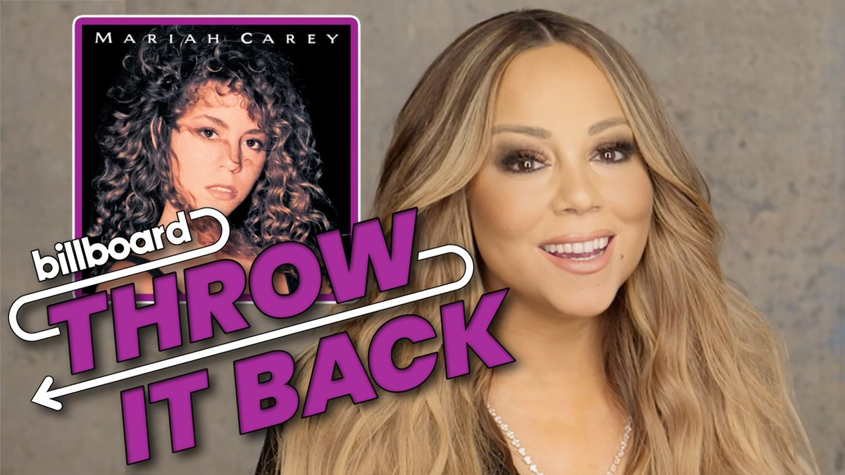 Happy birthday, @MariahCarey! 💗  Watch her take a look back at some of the most memorable moments in her career below.