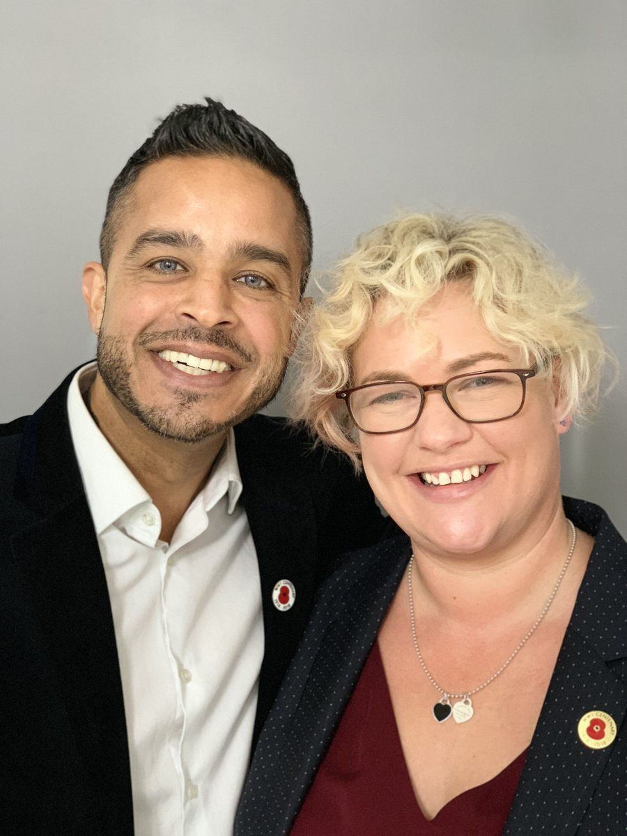 @Rachel0404 & @SteveDhillon sat down to chat about Difrent in 2019 and the aims for 2020 - ultimately, can they sum things up in just three words? ow.ly/B2zH50xEffS #podcast #TechForGood #BeDifrent