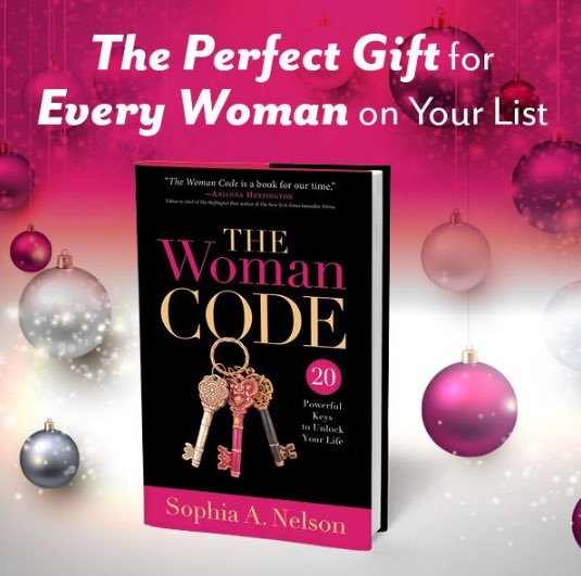 Give the gift of #TheWomanCode this Holiday Season! #ChristmasGift<br>http://pic.twitter.com/Dod9Zdv7we