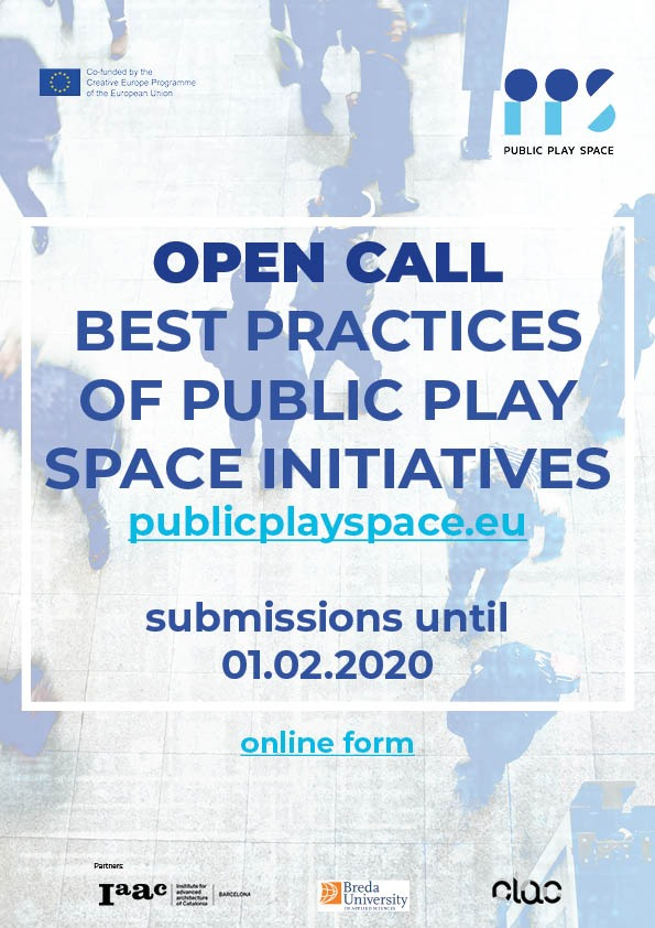 The Call for Best Practices on Public Play Space initiatives is now OPEN for submissions!   Visit our webpage https://t.co/dxN2pqDx48 for further information! https://t.co/johLWKePgv