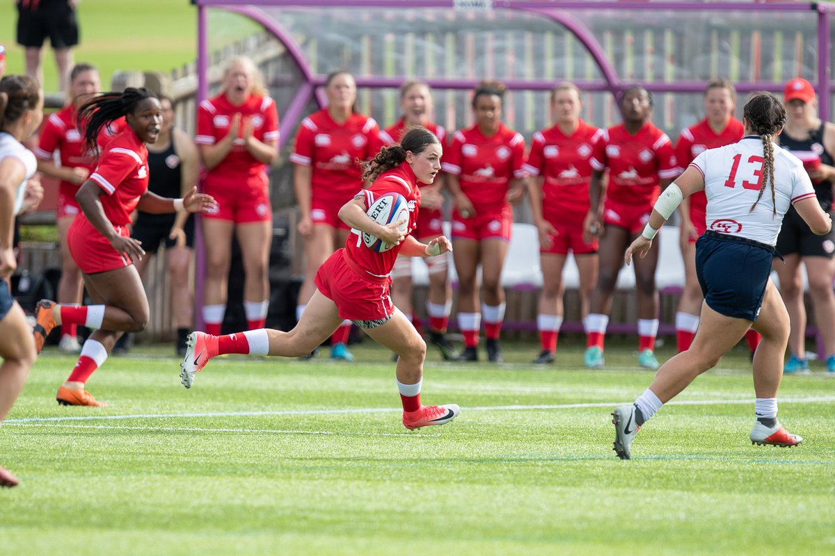 NEWS | Canada's U20 Women's program map out the year ahead 🏉🍁 #<a target=