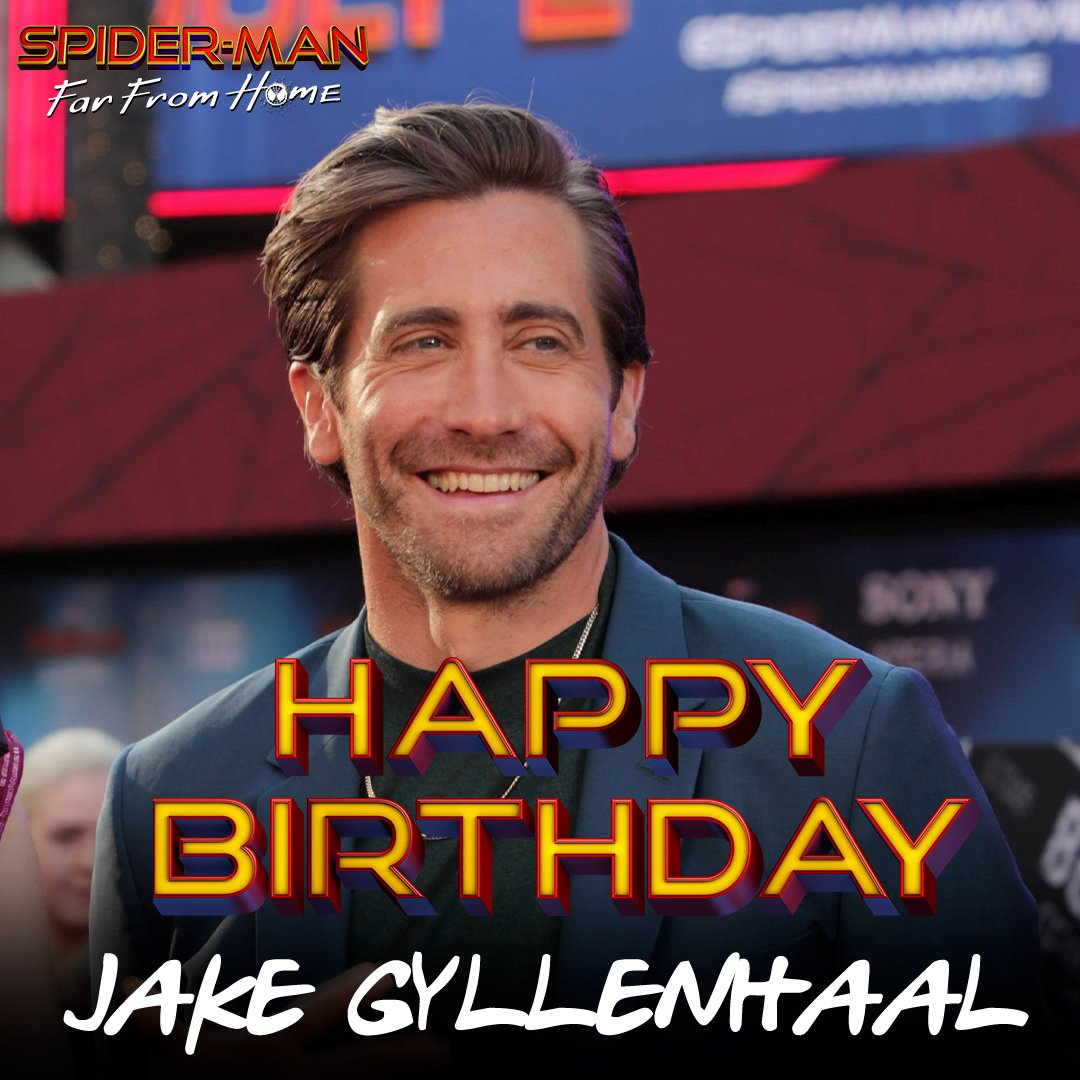 Happy birthday to our favorite man of mystery, Jake Gyllenhaal!