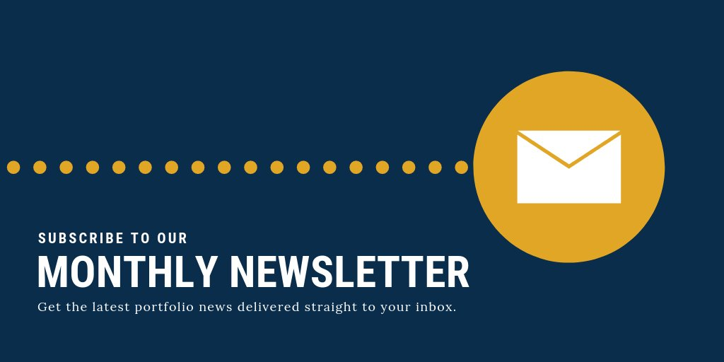 Get the latest industry news, Strawberry Creek portfolio updates, and company information delivered straight to you each month. || SUBSCRIBE HERE: https://t.co/q9V636mvMa https://t.co/zKSkL4gSEM