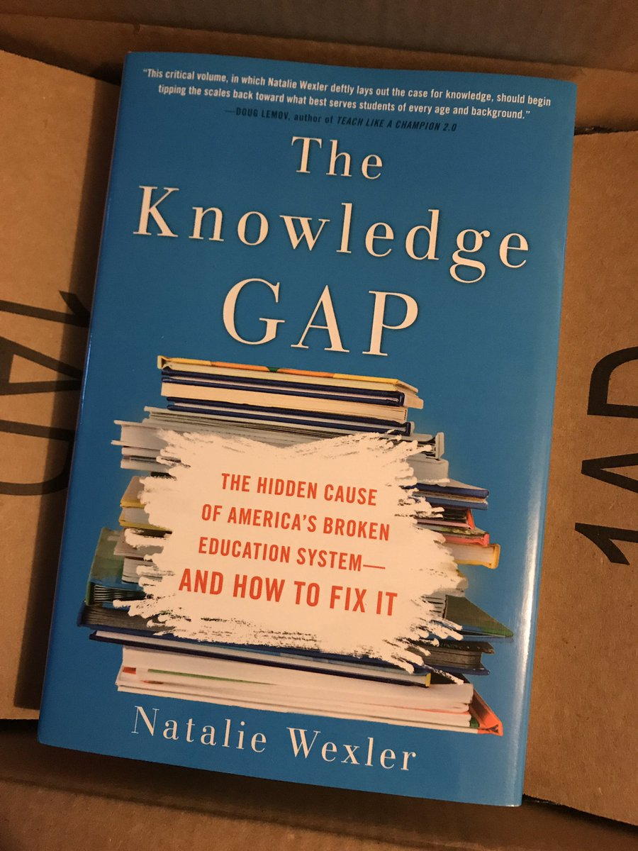 Yesss, my book has arrived! Excited for winter book club! @EFrackelton @KConradiSmith