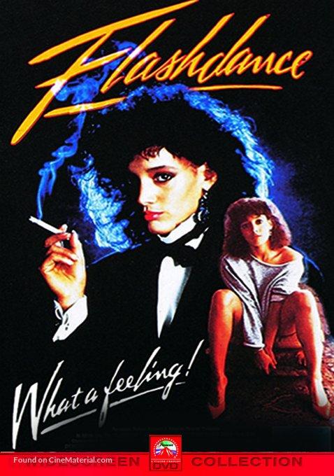 Flashdance  (1983) Happy Birthday, Jennifer Beals!