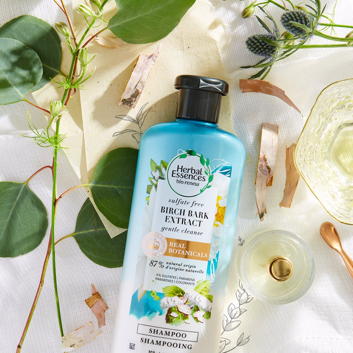 Stumped about what makes our Birch Bark Extract collection so special? It's sulfate free for a gentle cleanse AND packed with real botanicals endorsed by the Royal Botanic Gardens, Kew @kewgardens! #PlantPowerinEveryShower #SulfateFree #HerbalEssences #BirchBark #GentleCleanse https://t.co/kofwTmRGDK