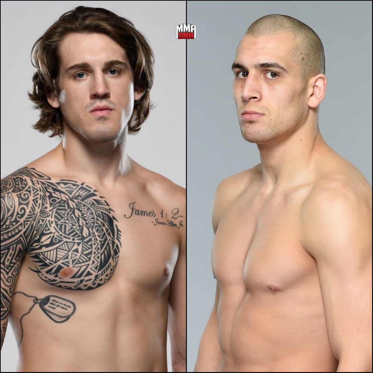 Brendan Allen will fight Tom Breese at UFN 169 in Norfolk, Virginia. (Feb. 29, 2020). (per @virginianpilot) #UFC #UFCNorfolk #MMA #UFCESPN