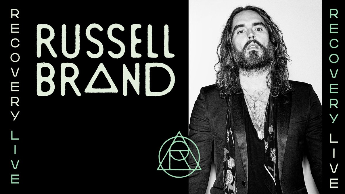AUCKLAND 🧘♂️ @RussellBrand has announced a 2nd #RecoveryLive show! 🗓️ Sunday 15th Mar 2020 @ 7pm 📍 Bruce Mason Centre, Auckland 🎟️ https://t.co/tnGfo4Ho9i https://t.co/NpaRUFR62E