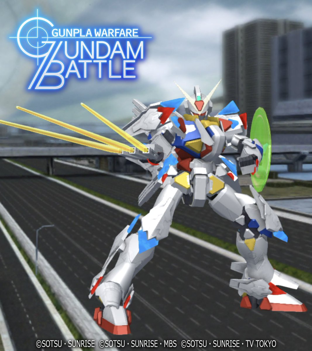 """GUNDAM BATTLE: GUNPLA WARFARE on Twitter: """"The Beginning 30 Gundam has come  to the Pick Up Capsules. This creative Gunpla can bring some fantastic new  options to their roster.… https://t.co/Nm7XgaJvkE"""""""