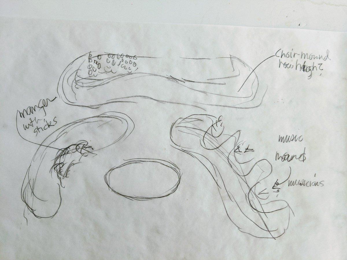 Meg Webster sketch