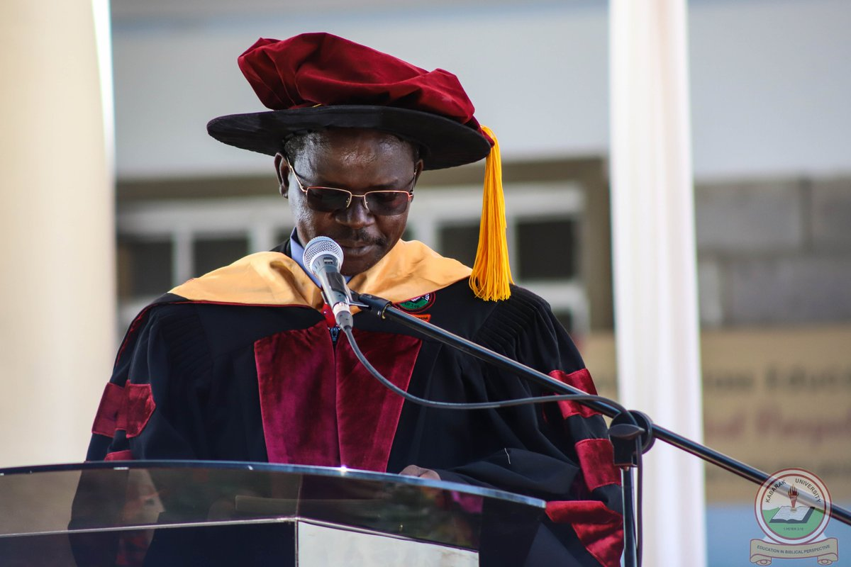 """Kabarak University on Twitter: """"The name of this University is synonymous  with quality. We have first class infrastructure; best customer service,  and quality academic programs. In short, Kabarak University is the best"""