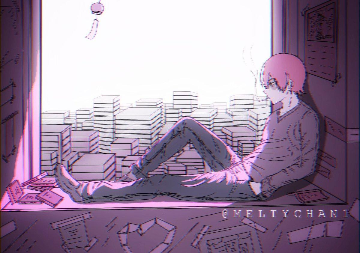 17 aesthetic anime wallpaper todoroki