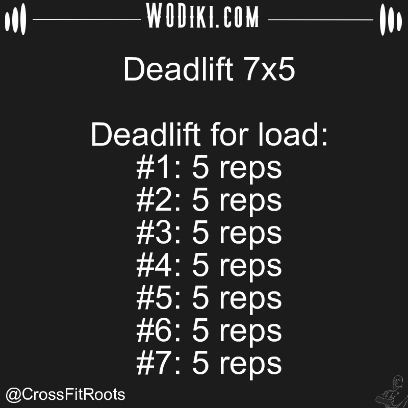 WOD 12.19 by @CrossFitRoots  If you don't value your time, neither will others. Stop giving away your time and talents- start ... #crossfitaddict #deadlift