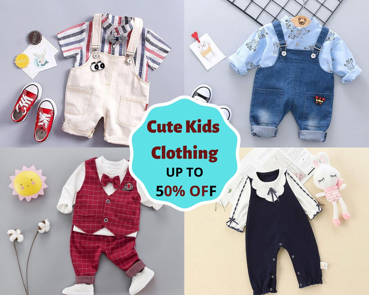 "Baby Couture على تويتر: ""Kids clothing online - Give your baby boy"