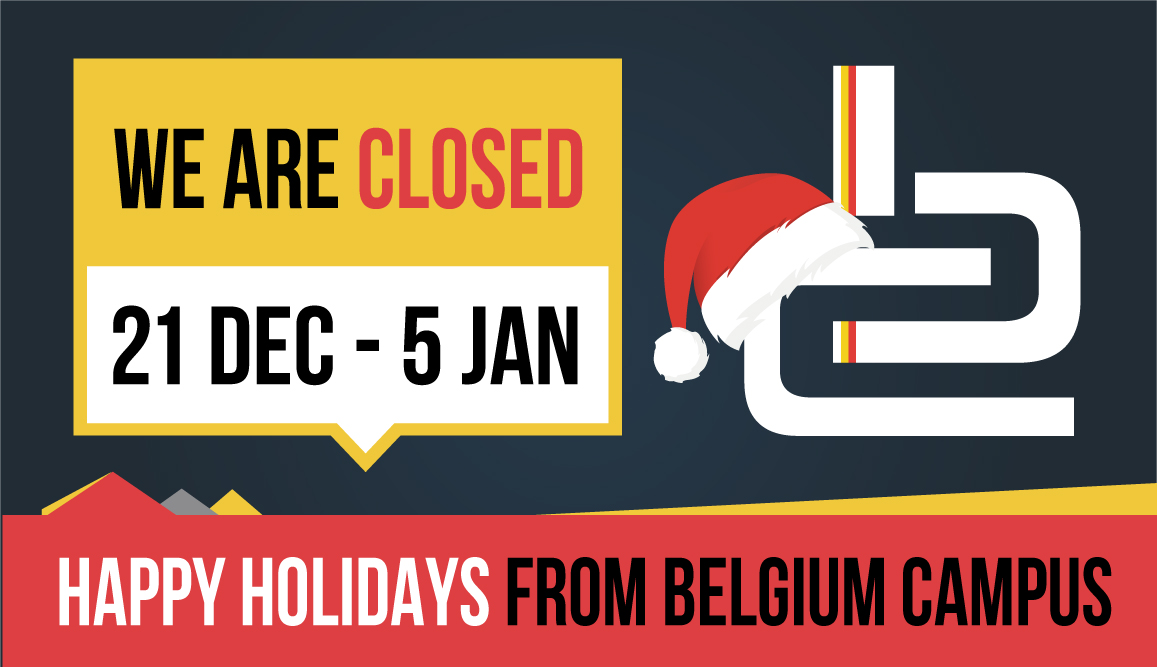 #BelgiumCampus #iTversity wishes you a very happy #holidayseason and a peaceful and prosperous #newyear!  #holiday #newyears #christmas #information #technology #it #informationtechnology #student #study #BelgiumCampus #iTversity #itsthewaywerewiredpic.twitter.com/X2P8aHNWX2