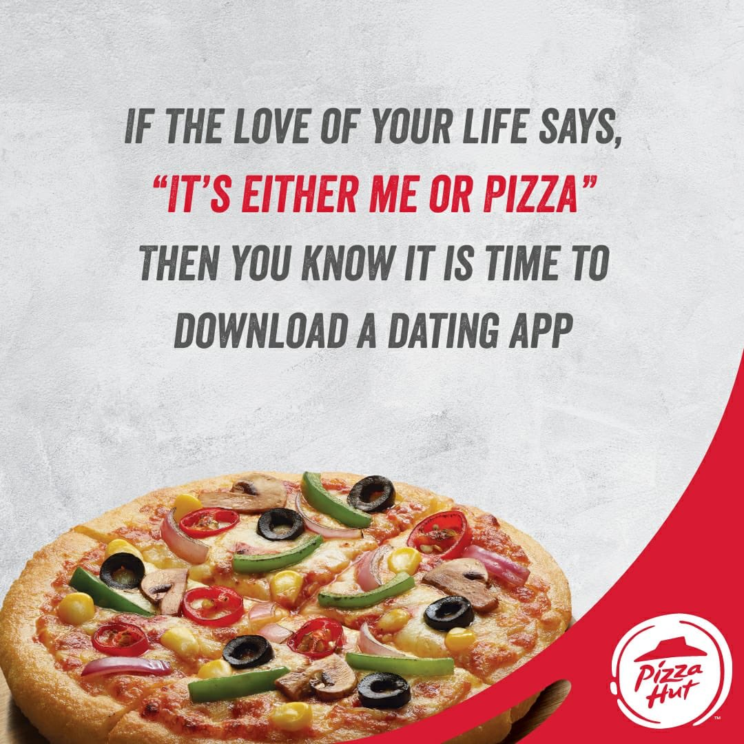 You pick the time. We know the place pizzahutjavenge tastiestpizzasat99 https t.co UYEw0MdkmH