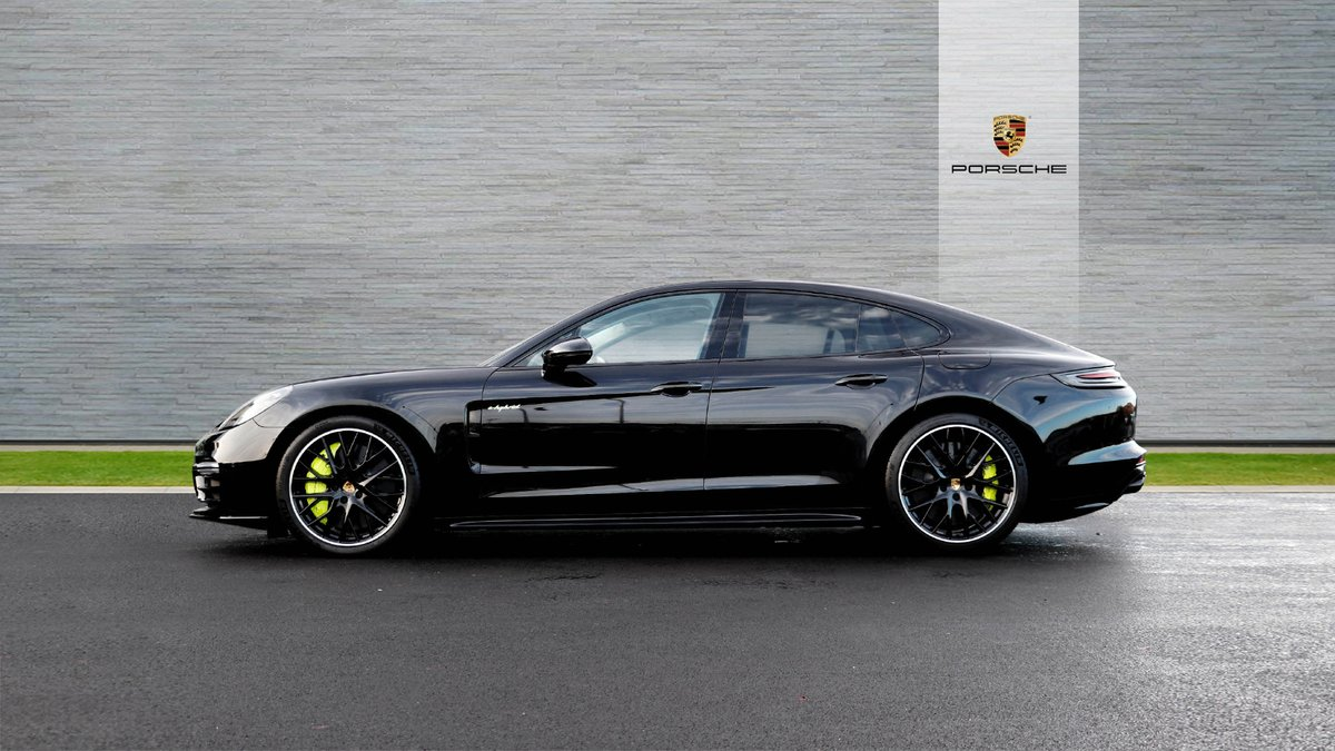 Porsche Sheffield On Twitter Now Available Porsche Panamera Turbo S E Hybrid Finished In Jet Black Metallic It Features A Huge Specification Including 21 Wheels Burmester Sound System Led Headlights With Matrix Beam