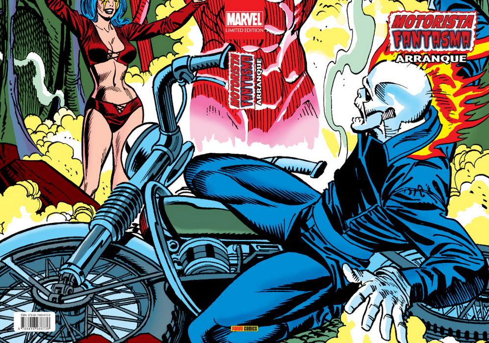 Marvel Limited Edition. Motorista Fantasma: Arranque  https://www.universomarvel.com/marvel-limited-edition-motorista-fantasma-arranque/…