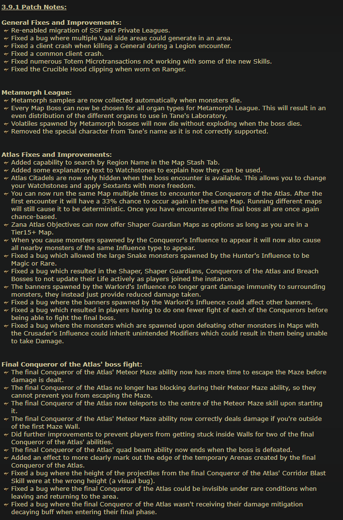 Path of Exile pathofexile