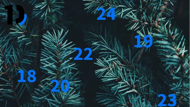 Törchen Nr.19-24 Wir gehen erst einmal offline und tanken Ideen und Energie für nächstes Jahr. Merry Christmas und einen guten Rutsch ins Neue Jahrzehnt!   Eure DIPLAN  #MerryChristmas2019 #hohoho #architects #wirbaueneinhaus #diegoldenenzwanziger #automation #onlinepic.twitter.com/ES2kX8vrTM