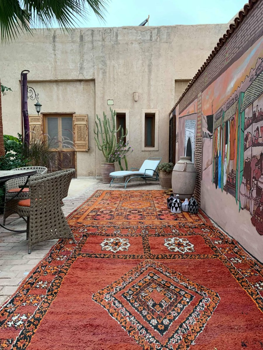 See this Traditional Moroccan carpets in your rug Tour.  Do you have #Moroccancarpet ?  #Morocco #MoroccoTour  #MoroccoDestination  #MoroccoTravel #MoroccoVacation