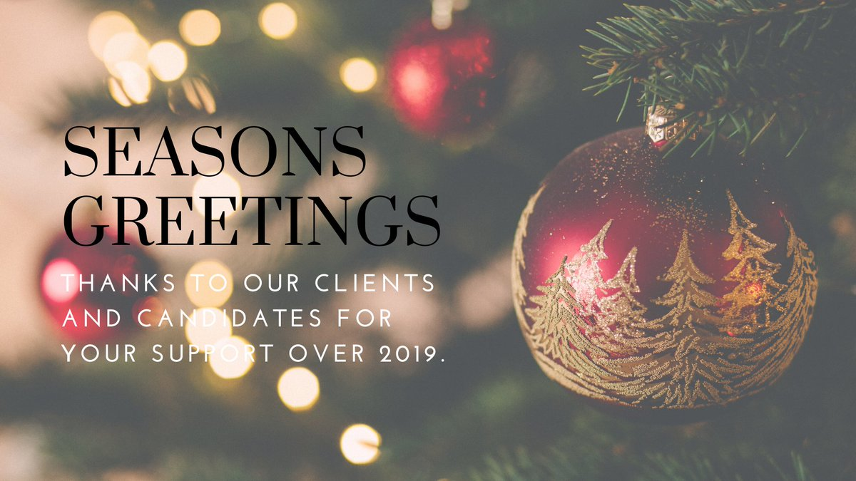 test Twitter Media - Happy holidays and season's greetings to all of our clients and candidates. We wish you all the best for the new decade and are incredibly grateful for your support in 2019.  #thankyou #successof2019 #happyholidays #holidayseason #astonholmes #60degrees #pulsehr https://t.co/7mHYtrzimU