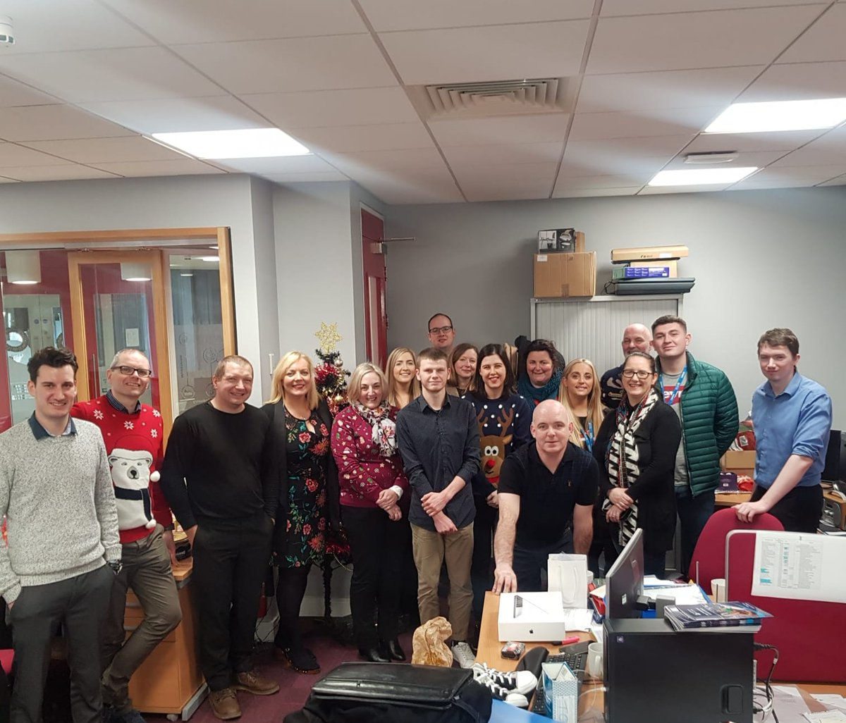 Merry Christmas and Happy New Year from the Business Support Centre team 🎅 🥳