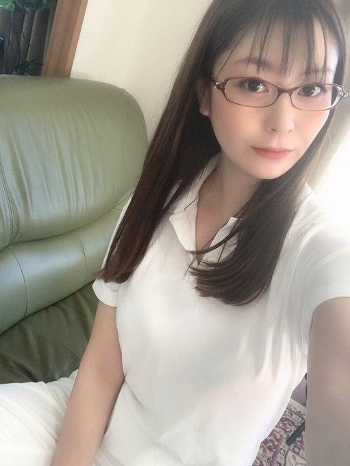 AV女優葵百合香のTwitter自撮りエロ画像22