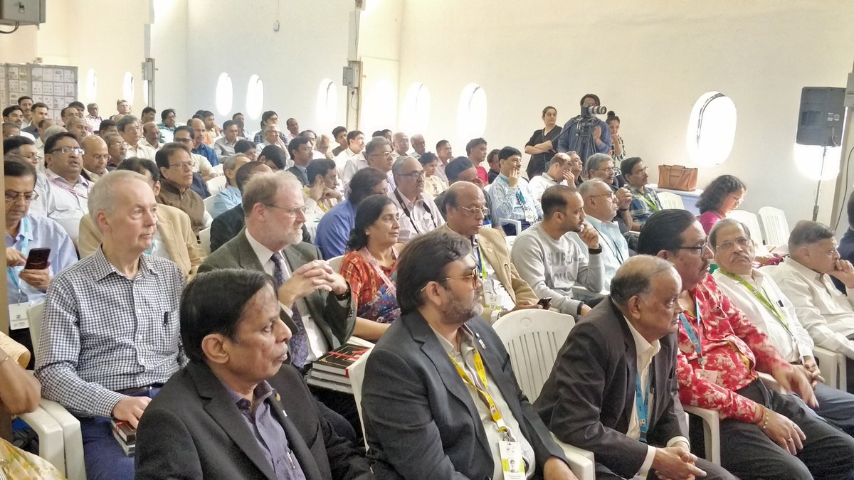 Audience attending Inpex2019. Youth programs were held at the event#Inpex2019 #stamp #philatelyhttp://www.inpex2019.com