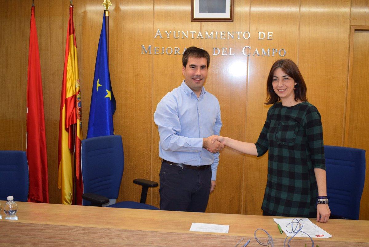 Foto cedida por PSOE Mejorada